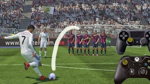 Video Trik Jitu Free Kick PES 2015 Dijamin Ampuh 101%