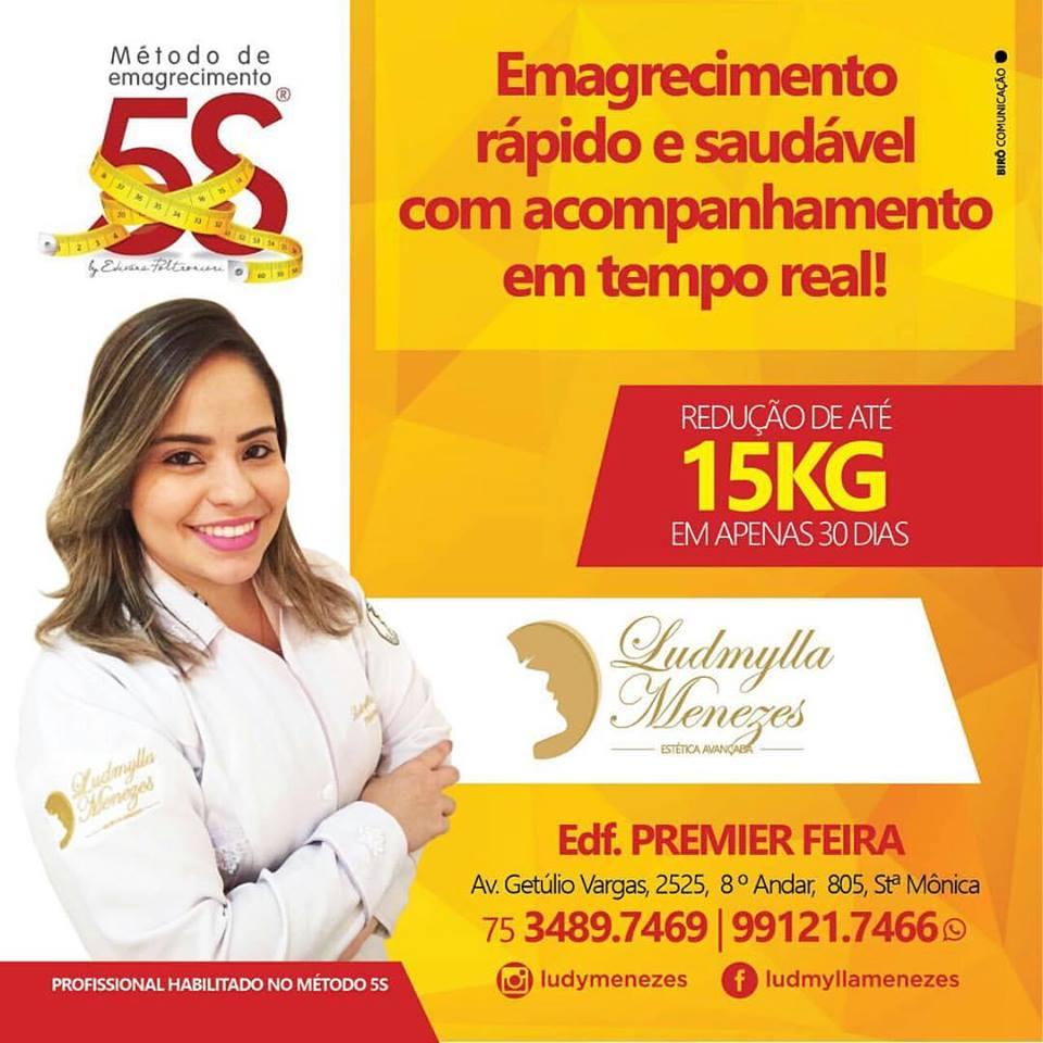 MÉTODO 5S DE EMAGRECIEMNTO