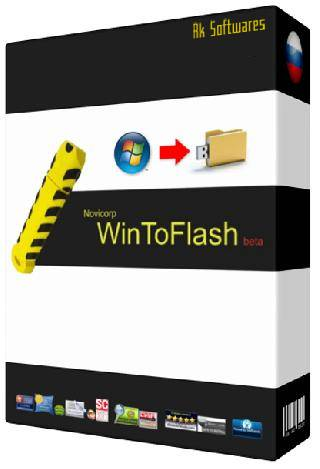 Novicorp WinToFlash 0.7.0054 beta Free Download