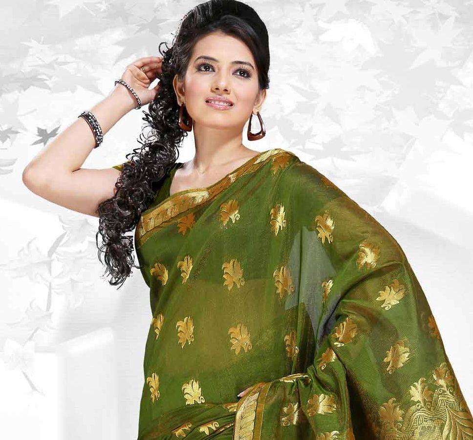 Chennai Silks Silk Cotton Sarees