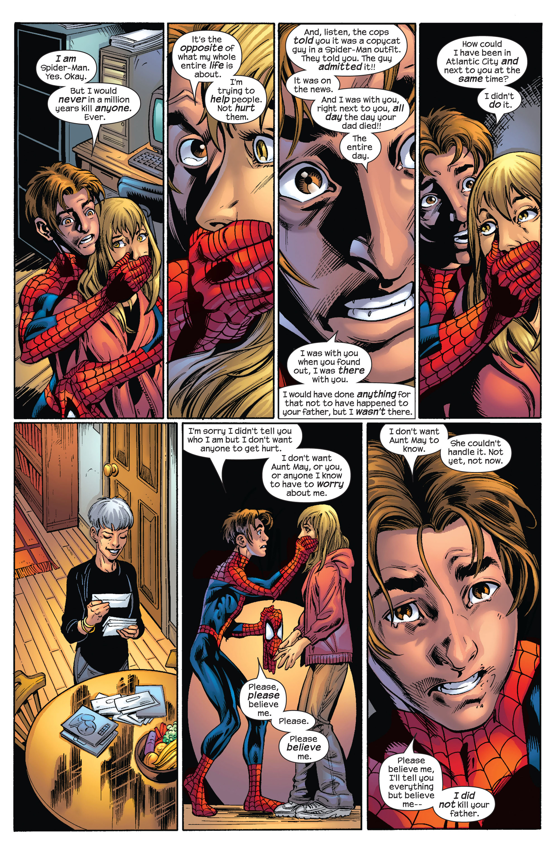 Ultimate Spider-Man (2000) Issue #59 #63 - English 5