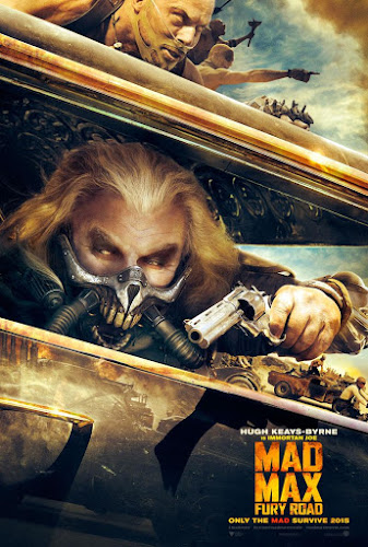 Mad Max: Fury Road (Web-DL 1080p Dual Latino / Ingles) (2015)