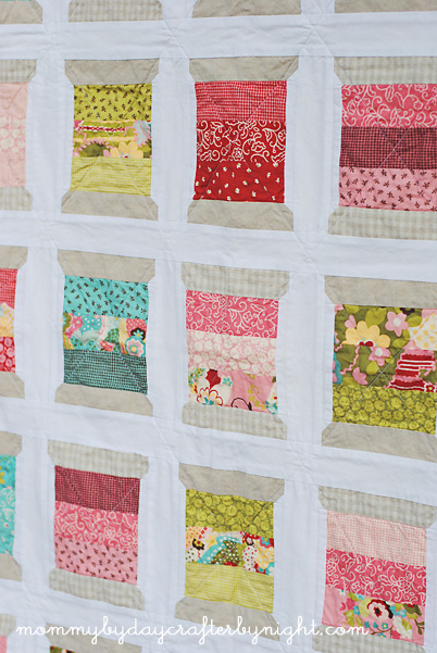Mommy by day Crafter by night: Scrappy Spools Quilt : spool quilt - Adamdwight.com