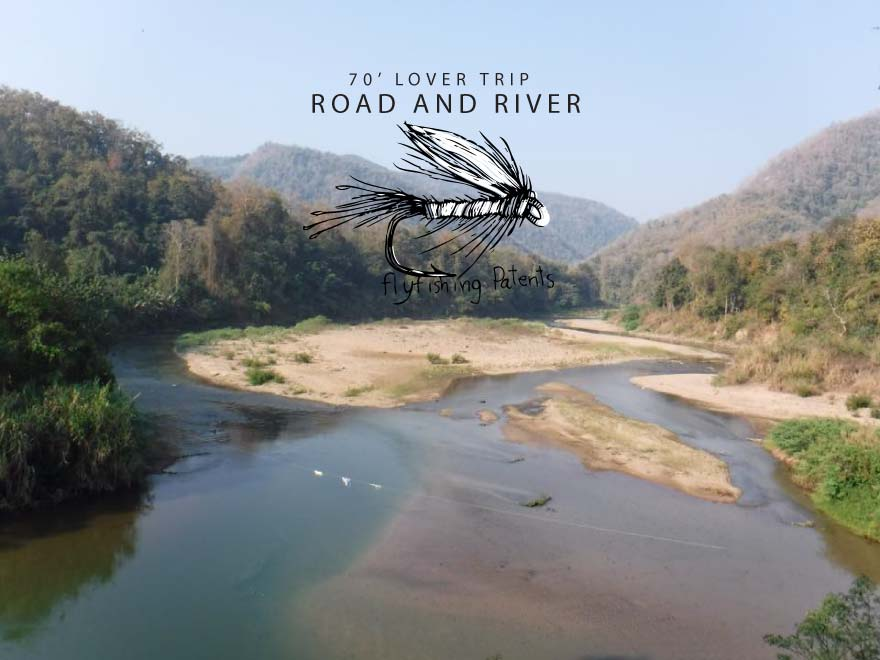 "70' LOVER  ""Road and River"""