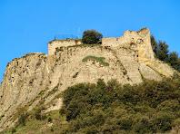 Vista de la banda de llevant del turó i Castell d'Orís