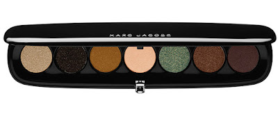 Marc Jacobs Beauty Eyeshadow Palette in The Night Owl 214