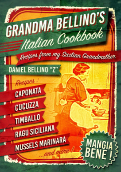 GRANDMA BELLINOS ITALIAN COOKBOOK