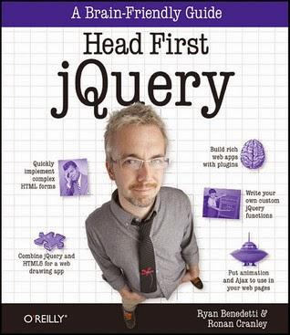 Head First JQuery Ebook - by Ryan Benedetti, Ronan Cranley