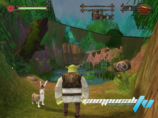 Shrek 2 PC Full Español