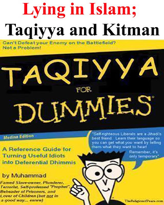Taqiyyah for dummies