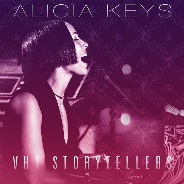 Alicia Keys - Alicia Keys - VH1 Storytellers (Live) [Album] Cover