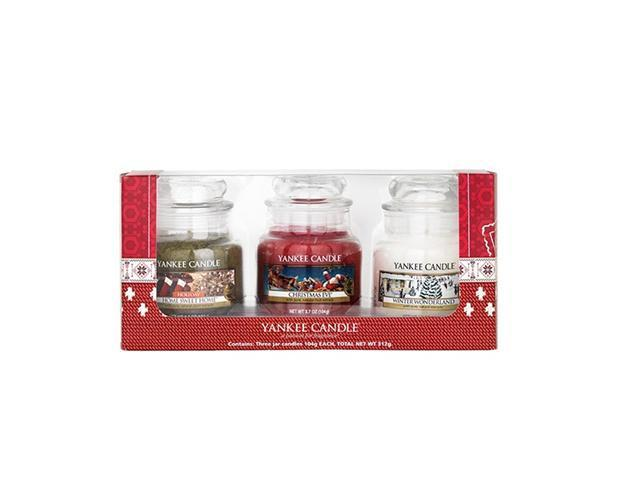 Three Little Bears Yankee Candle Christmas Gift Sets