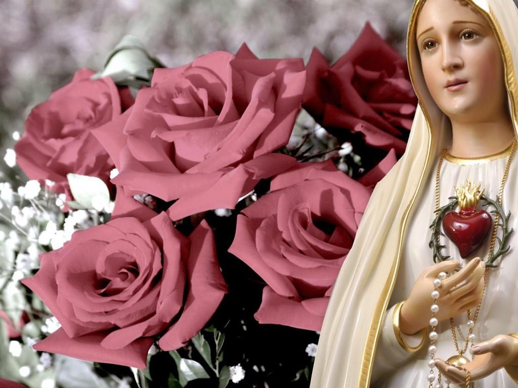 A Mãe de Jesus Cristo