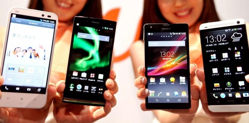 Téléphoner Gratuitement vers plus de 90 pays 5885685 les smartphones plus vendus que les mobiles classiques