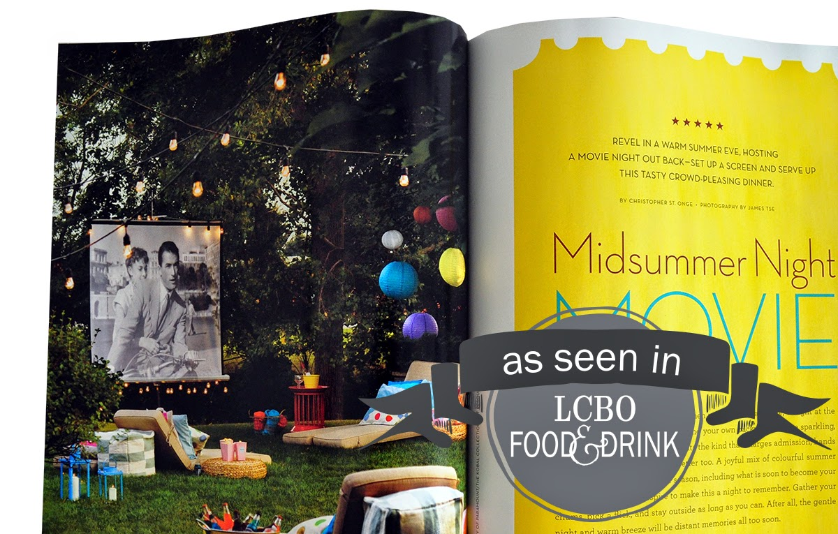 Creative Bag in the media | see our products Food & Drink magazine