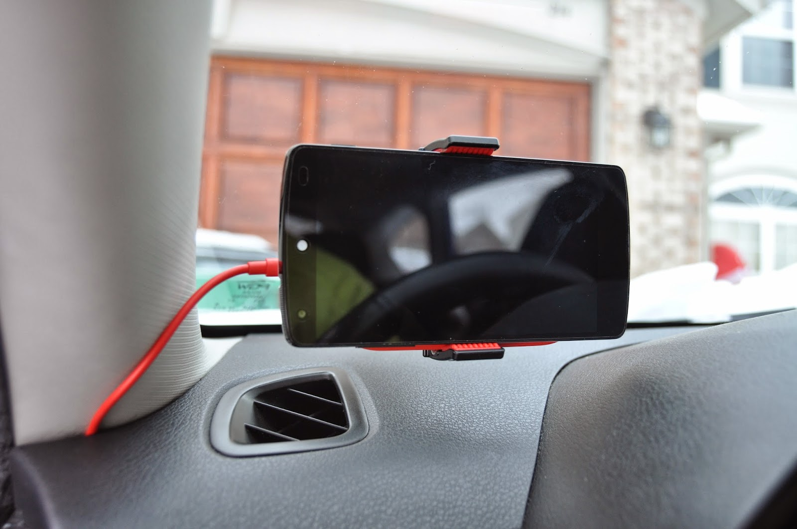 Crump Projects Wireless Qi Charging Car Dock For My Nexus 5