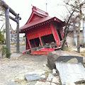 鳥居,神社,一皇子宮神社,石巻,東日本大震災〈著作権フリー無料画像〉Free Stock Photos