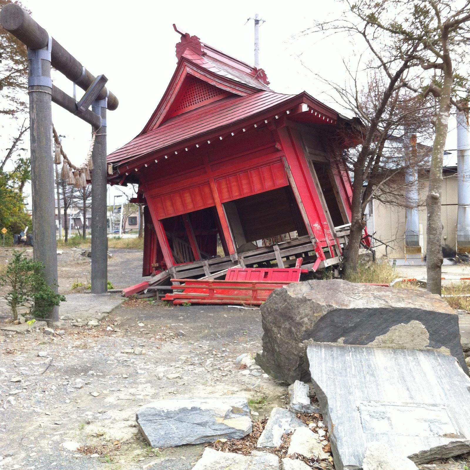 *鳥居,神社,一皇子宮神社,石巻,東日本大震災〈著作権フリー無料画像〉Free Stock Photos