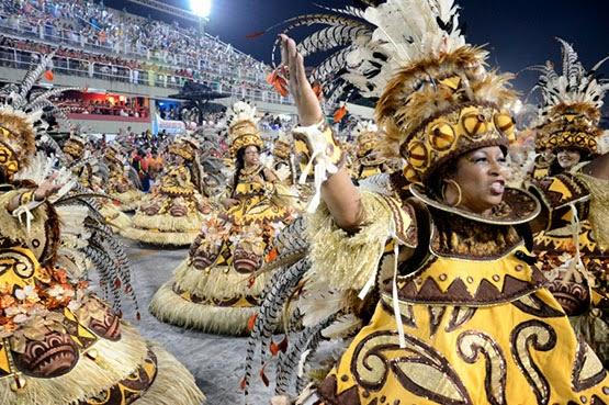Carnaval 2015 Rio de Janeiro