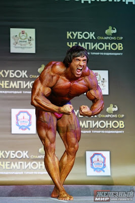andrey skoromnyy before steroids