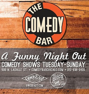 The Comedy Bar!!