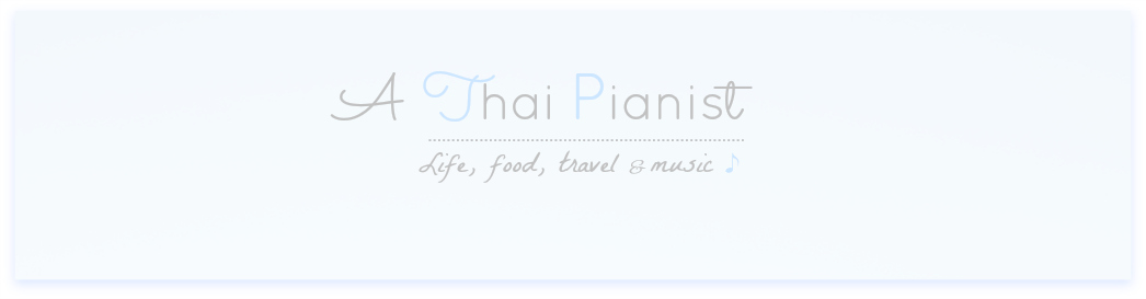 A thai Pianist...