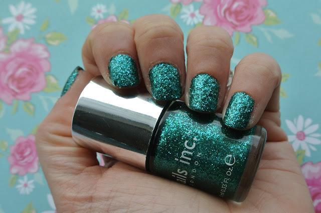 nails inc battersea review