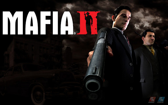 Mafia II, mafia, game review