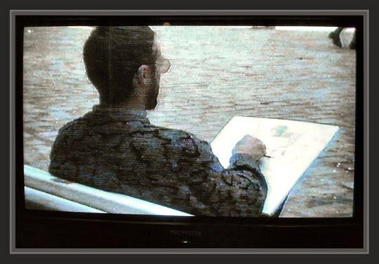 TELEVISIONES-ESPAÑA-PINTURA-TV2-PINTORES-PINTOR-ERNEST DESCALS-
