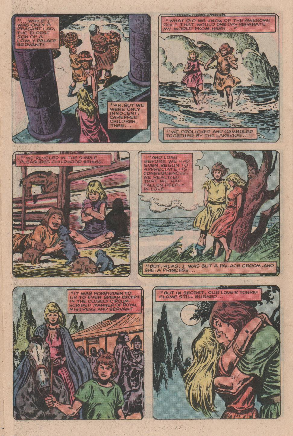 Conan the Barbarian (1970) Issue #157 #169 - English 17
