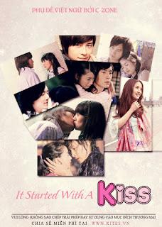 Bắt Đầu Bằng Một Nụ Hôn - It Started With A Kiss (2005)