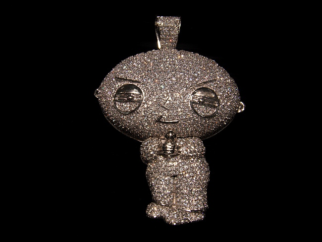 Touch the icon pendants stewie 160 shipping aloadofball Images