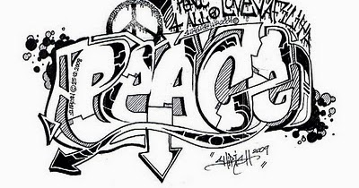 graffiti wall graffiti words coloring pages for teenagers