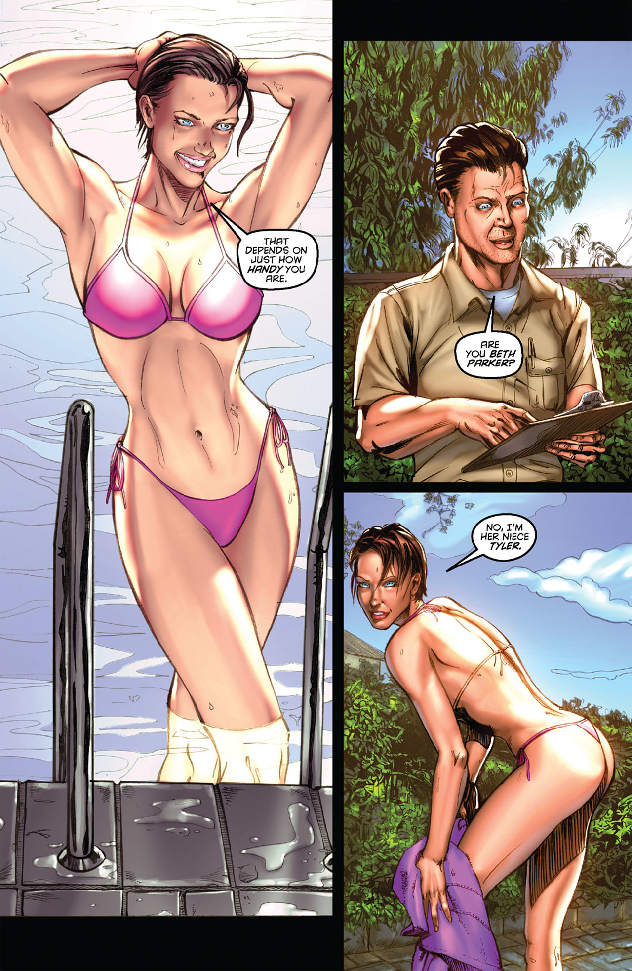 Grimm Fairy Tales (2005) Issue #27 #30 - English 4