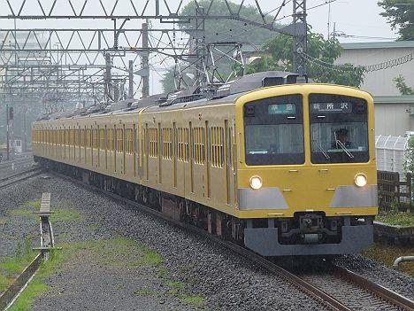 西武新宿線 準急 新所沢行き 新101系