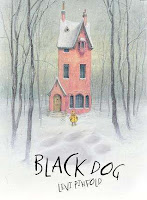 black dog by levi pinfold book cover