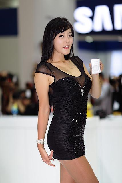 4 Yook Ji Hye - P&I 2012-very cute asian girl-girlcute4u.blogspot.com