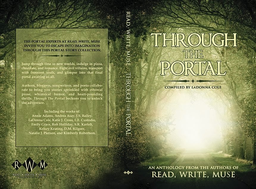 Through the Portal Anthology Book Release Read Write Muse