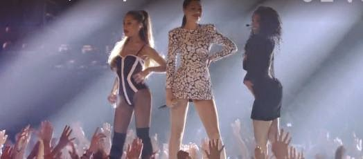 VMAs Ariana Grande, Nicki Minaj and Jessie J, VMAs2014