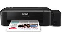cara reset printer epson L110