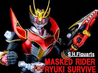 Ryuki final form