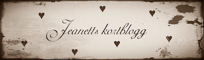 Jeanetts kortblogg