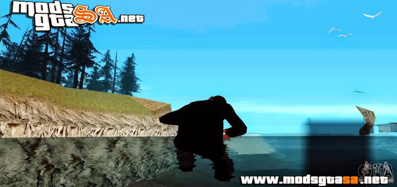 SA - Mod Andar Sobre a Água