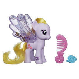 MLP Water Cuties Wave 2 Lily Blossom Brushable Figure