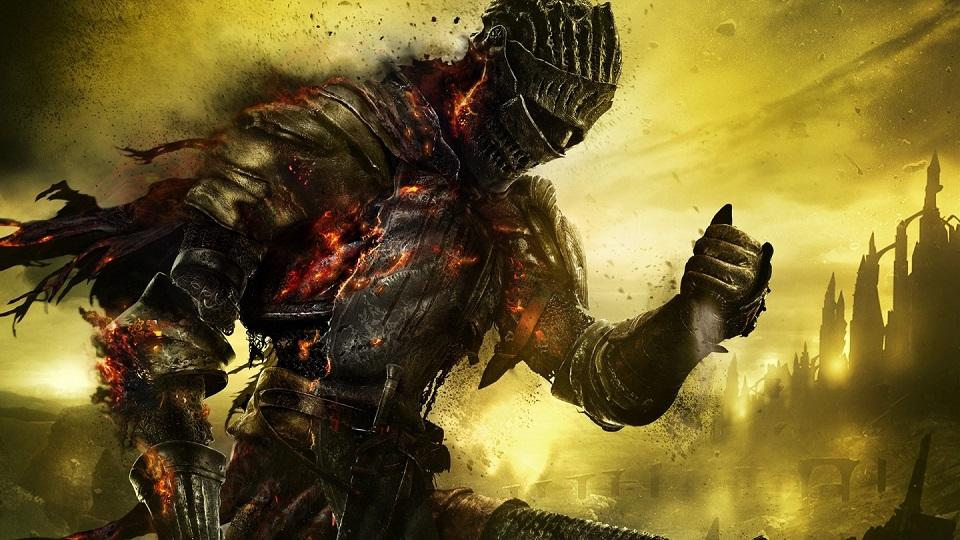 Dark Souls III main art
