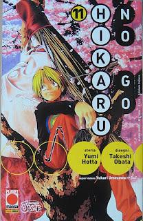 Cao Thủ Cờ Vây - Hikaru No Go