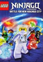 Lego Ninjago: Rebooted Battle for New Ninjago City (2014) DVDRip Latino