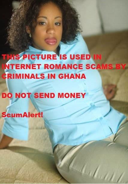 Ghana Scams - watchforscamscom