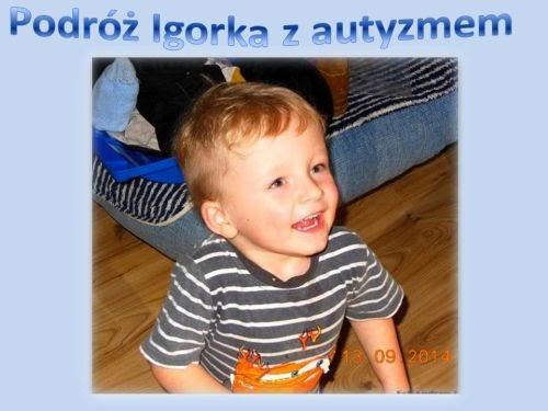 Podróż Igorka z autyzmem