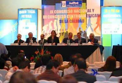 X Congreso Nacional y III Centroamericano de Calidad 2012
